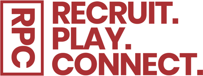 recruit. play. connect