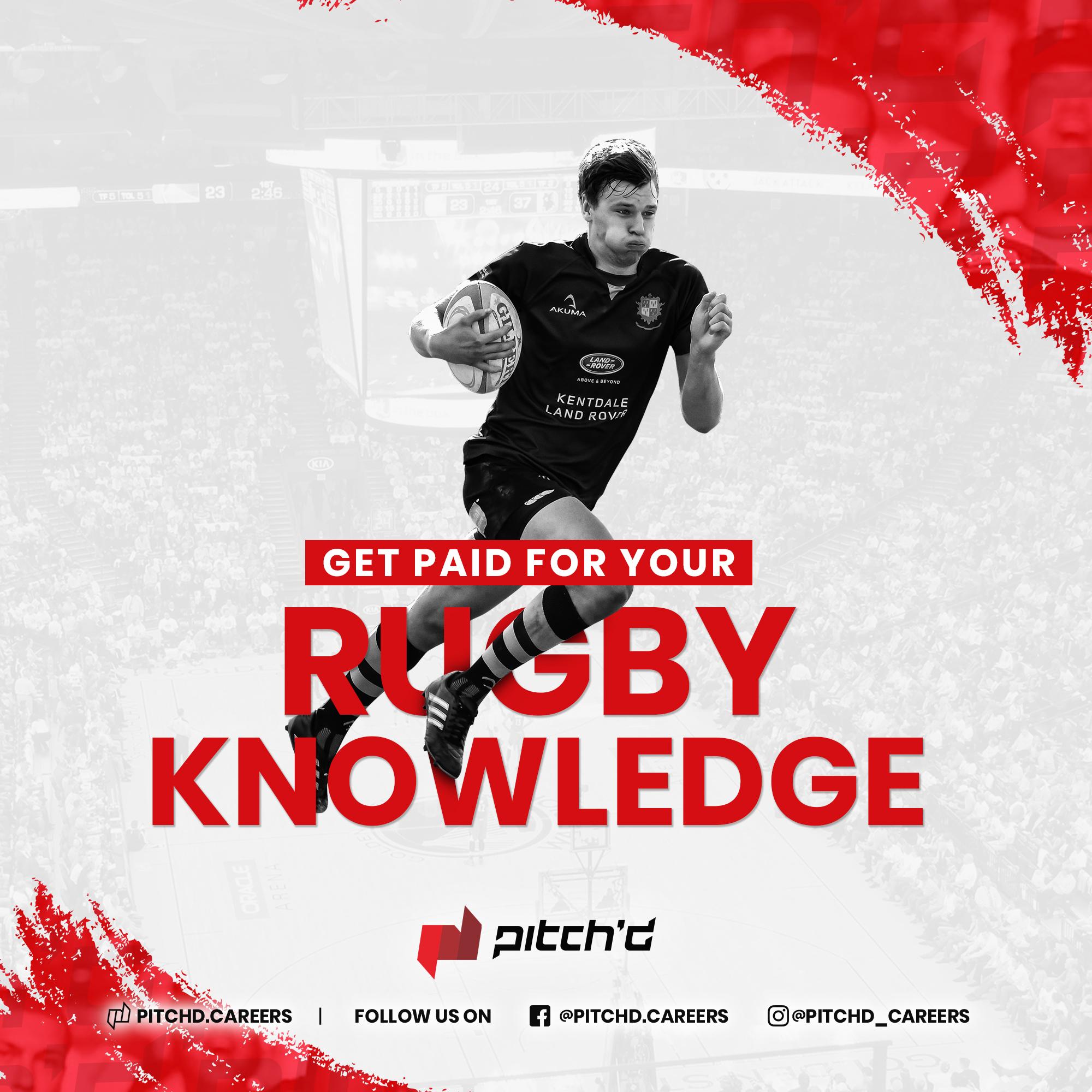Rugby Athlete Performance Statistics Coder